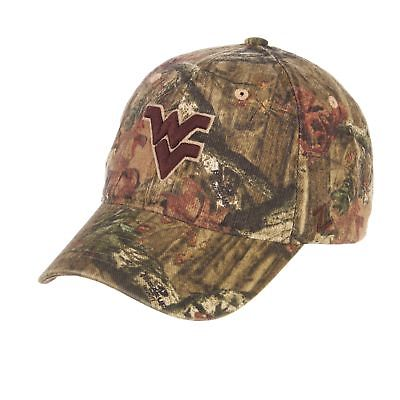 sports shoes b35a6 9aa03 West Virginia Mountaineers Official NCAA Scholarship Adjustable Hat Cap  Zephyr Zephyr 1
