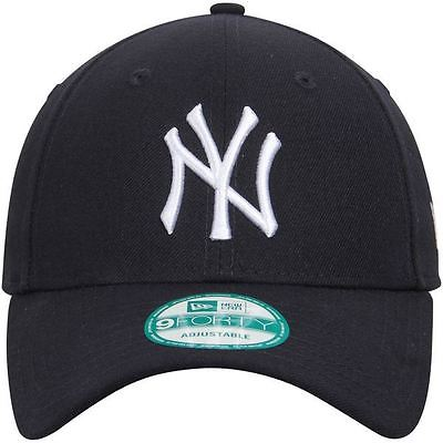 ddd85d27bbd1db New York Yankees Hat Adjustable 9Forty The League Cap Navy New Era ...