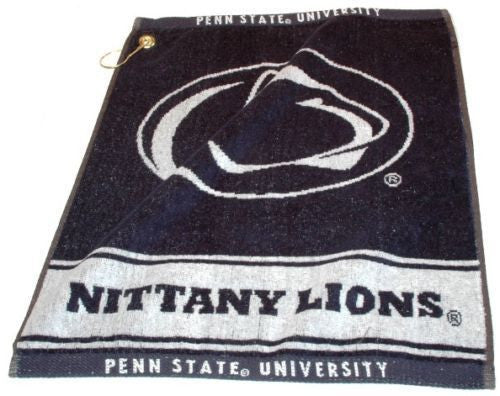 """NCAA Penn State Nittany Lions Towel Woven Golf 16"""" x 19"""""""