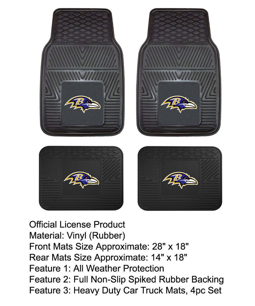 f6c92fca Licensed Official Brand New NFL Baltimore Ravens Pick Your Gear /  Accessories Official Licensed