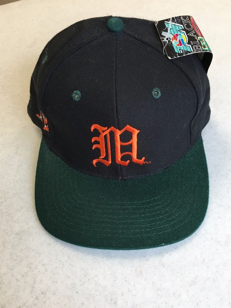 best website 76d11 b35d1 ... discount code for miami hurricanes fitted hat ebay 02320 df56a