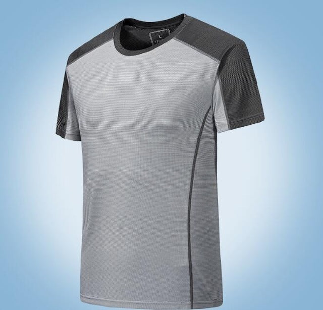 5f2a9d0782851 Hiking Shirt camping CavalryWolf Men Outdoor sports workout Running  Quick-Dry male t shirts KO_17_1
