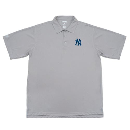 New York Yankees MLB Excellence Polo Shirt (Silver)