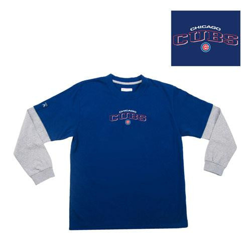 Chicago Cubs MLB Danger Youth Tee (Blue)