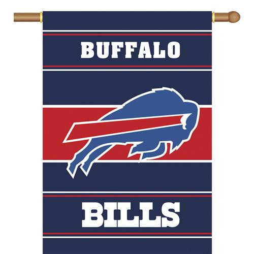 Buffalo Bills NFL 2-Sided Banner (28 x 40)