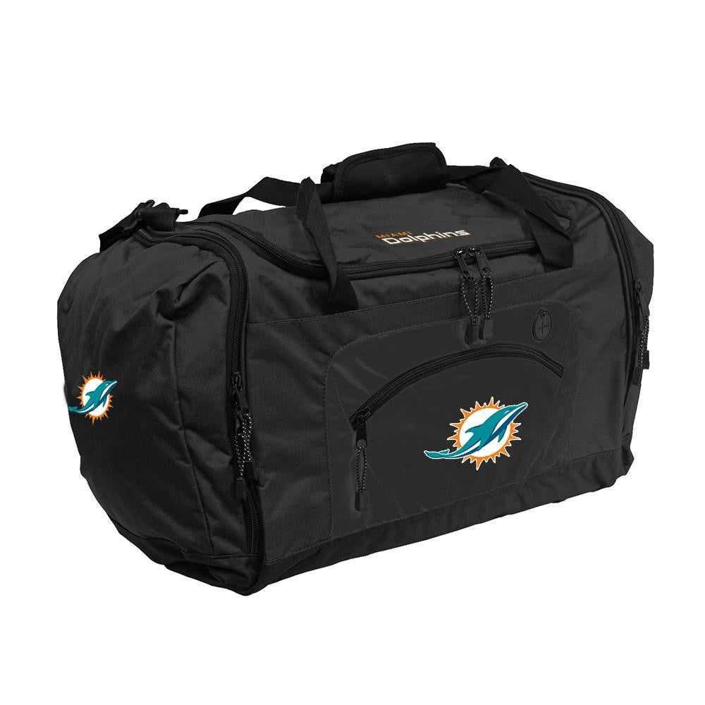 Miami Dolphins NFL Roadblock Duffle Bag