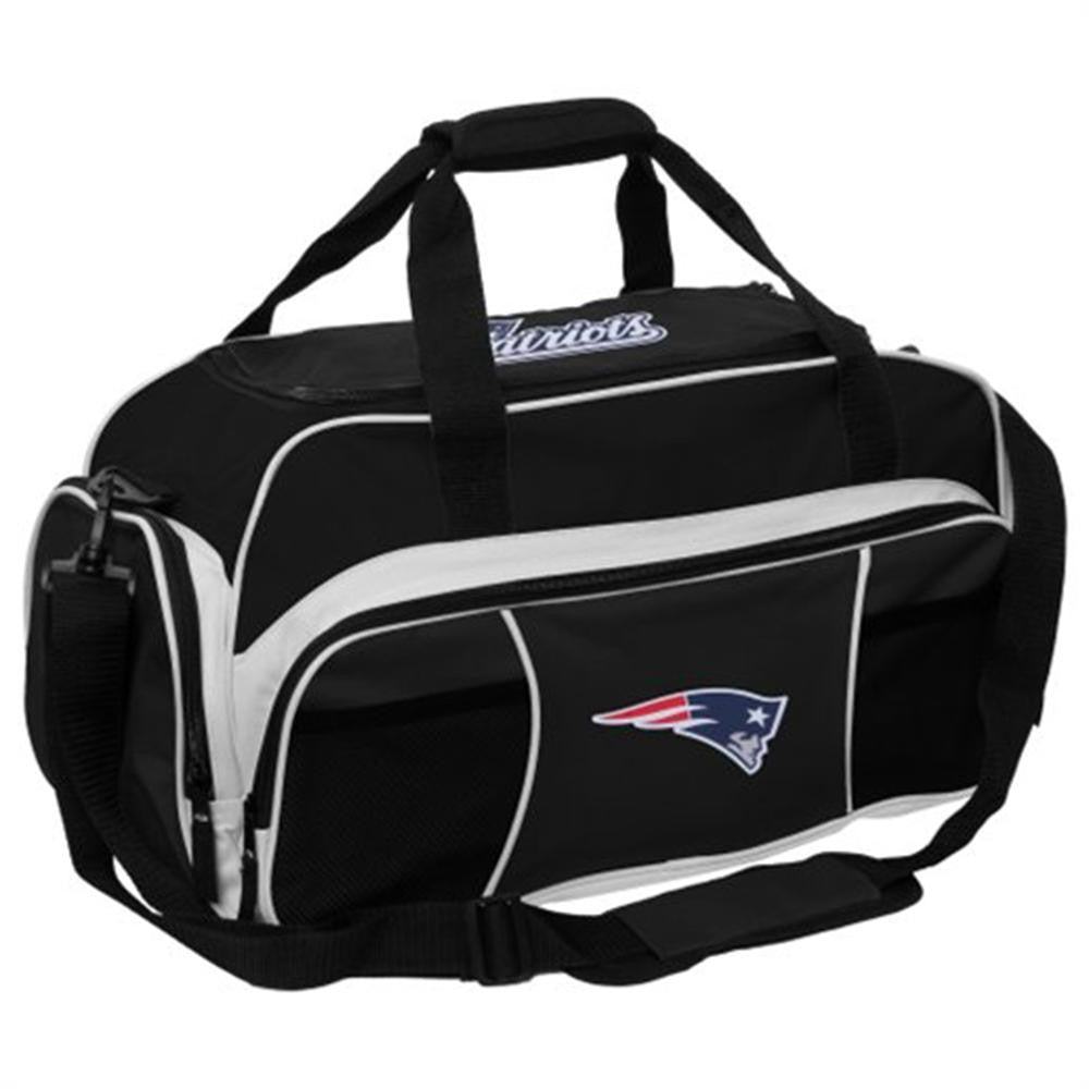 New England Patriots NFL Tuck Sport Gym Bag (Black) xyz