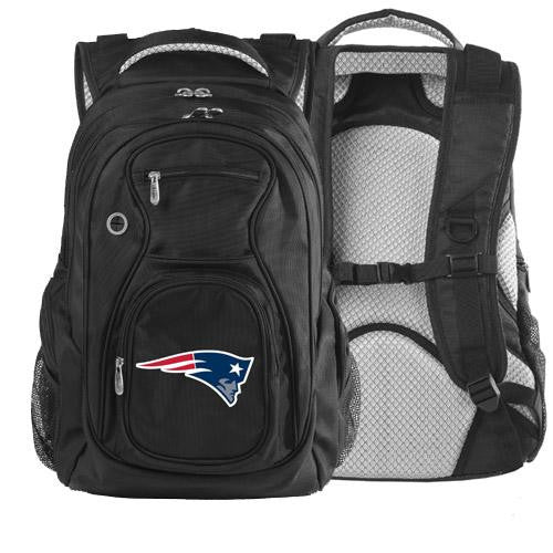 New England Patriots NFL Sports Luggage Team Backpack xyz