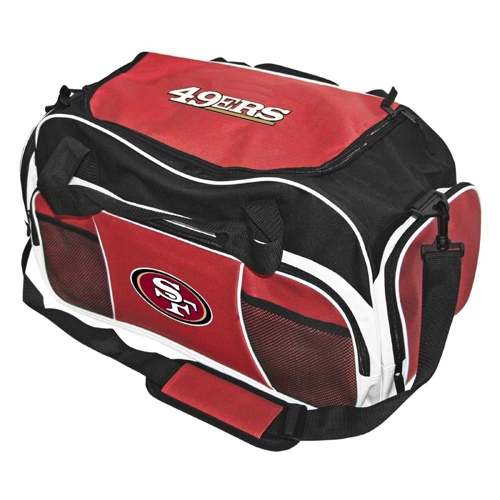 San Francisco 49ers NFL Tuck Sport Gym Bag