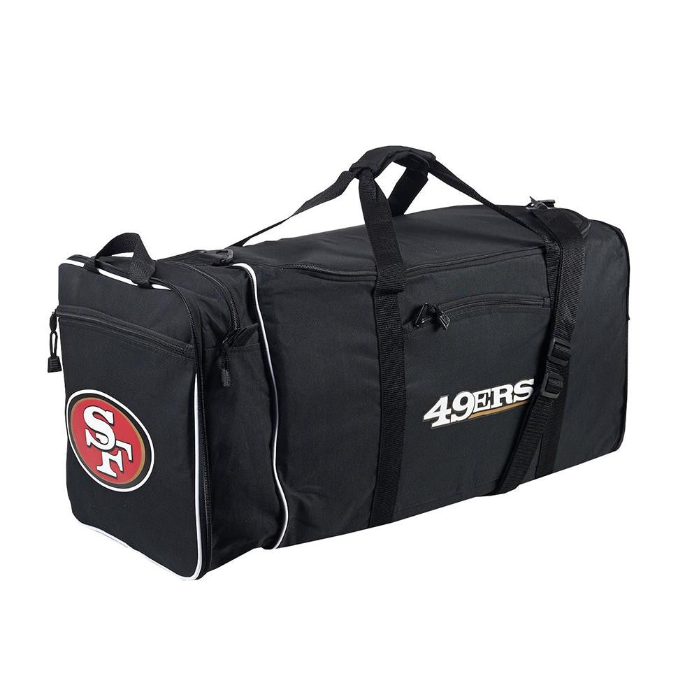 San Francisco 49ers NFL Steal Duffle Bag