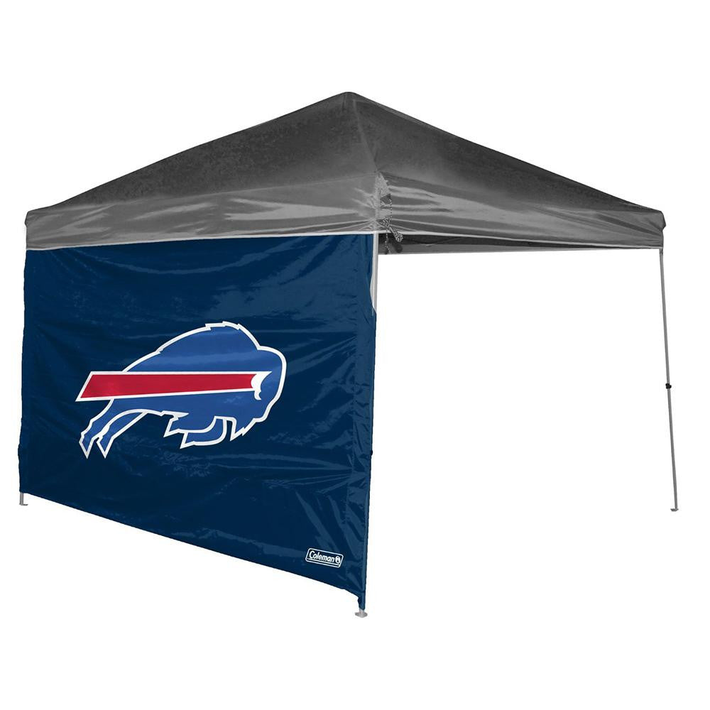 Buffalo Bills NFL 10' x 10' Straight Leg Canopy Wall xyz