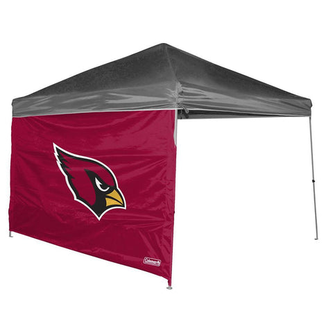 Arizona Cardinals NFL 10' x 10' Straight Leg Canopy Wall xyz