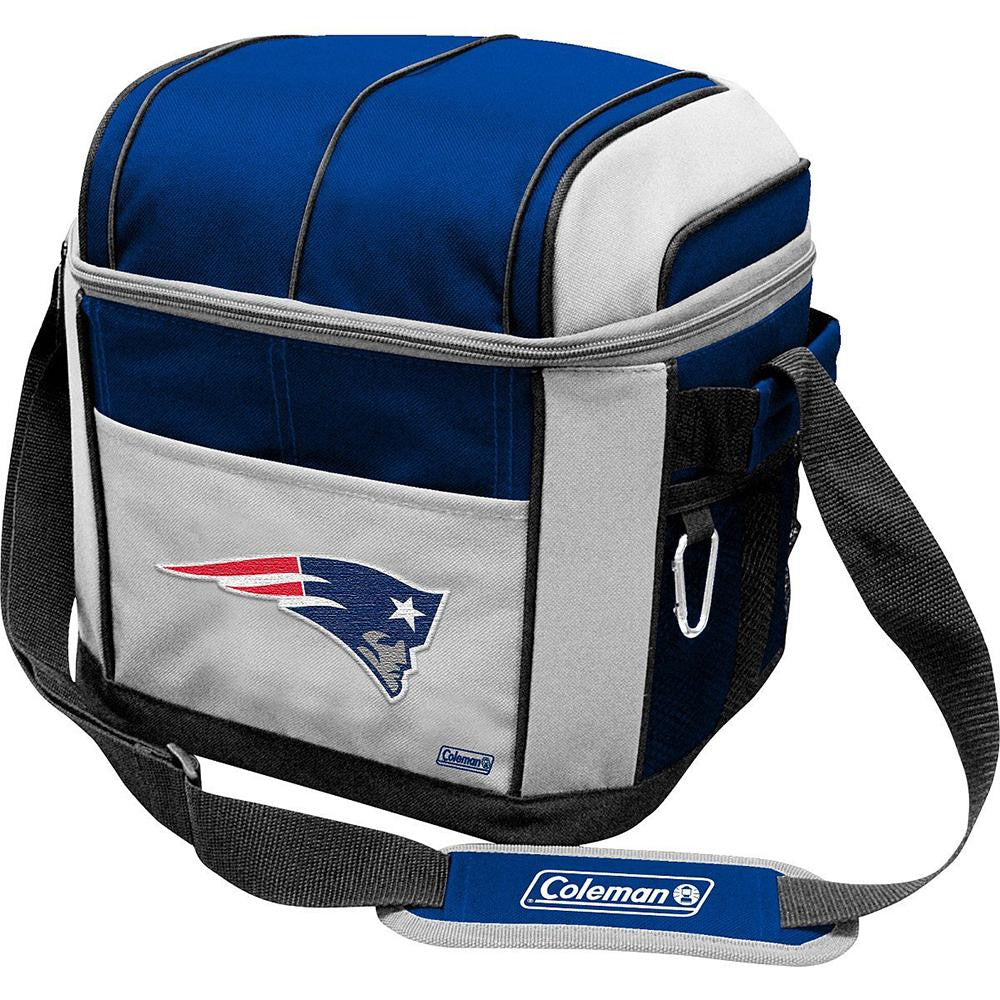 New England Patriots NFL 24 Can Soft-Sided Cooler