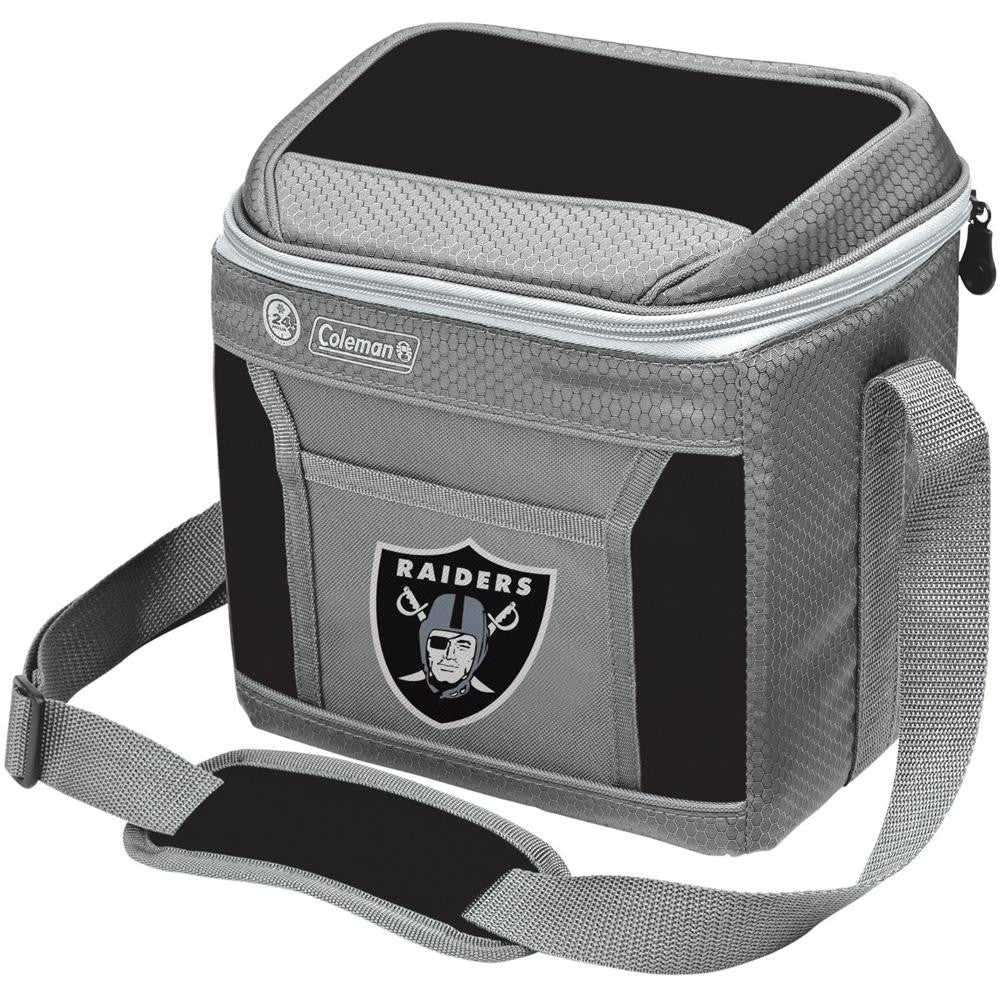 Oakland Raiders NFL 9 Can Soft Sided Cooler