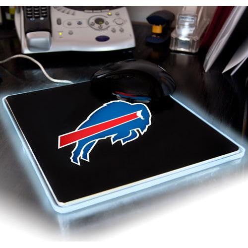 Buffalo Bills NFL LED Lighted Mouse Pad