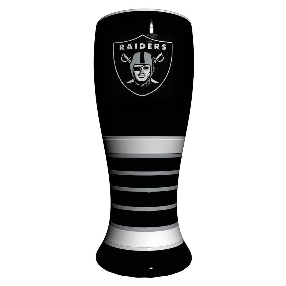 Oakland Raiders NFL Artisan Pilsner Glass