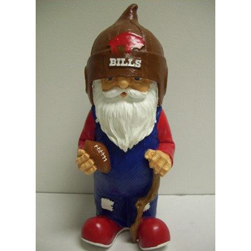 Buffalo Bills NFL Garden Gnome 11 Retro xyz