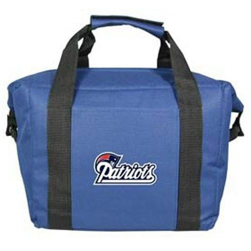 New England Patriots NFL 12 Pack Kolder Kooler Bag