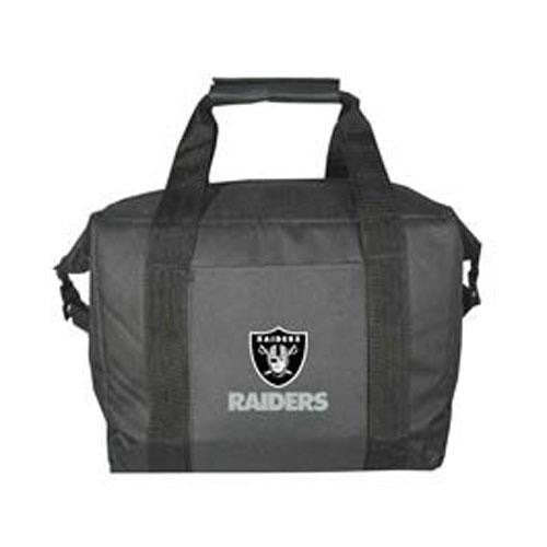 Oakland Raiders NFL 12 Pack Kolder Kooler Bag