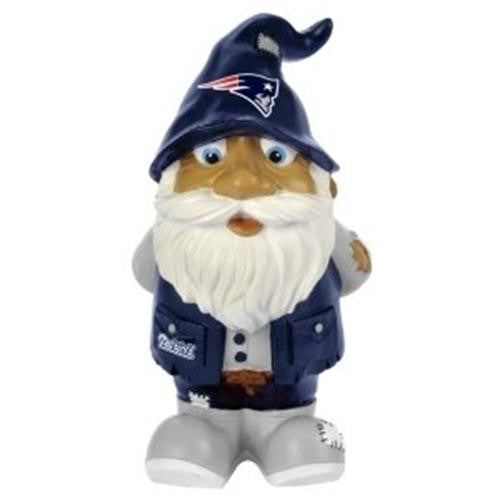 New England Patriots NFL Garden Gnome - 8 Stumpy