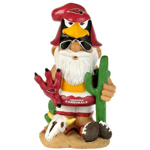 Arizona Cardinals NFL Garden Gnome 11 Thematic  (Second Edition) XYZ