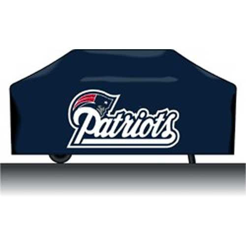 New England Patriots NFL Deluxe Grill Cover