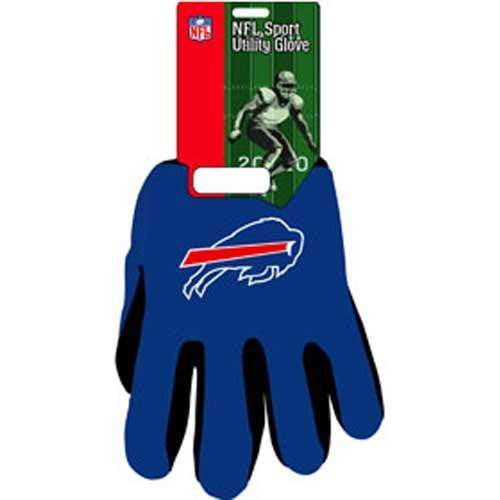 Buffalo Bills NFL Two Tone Gloves