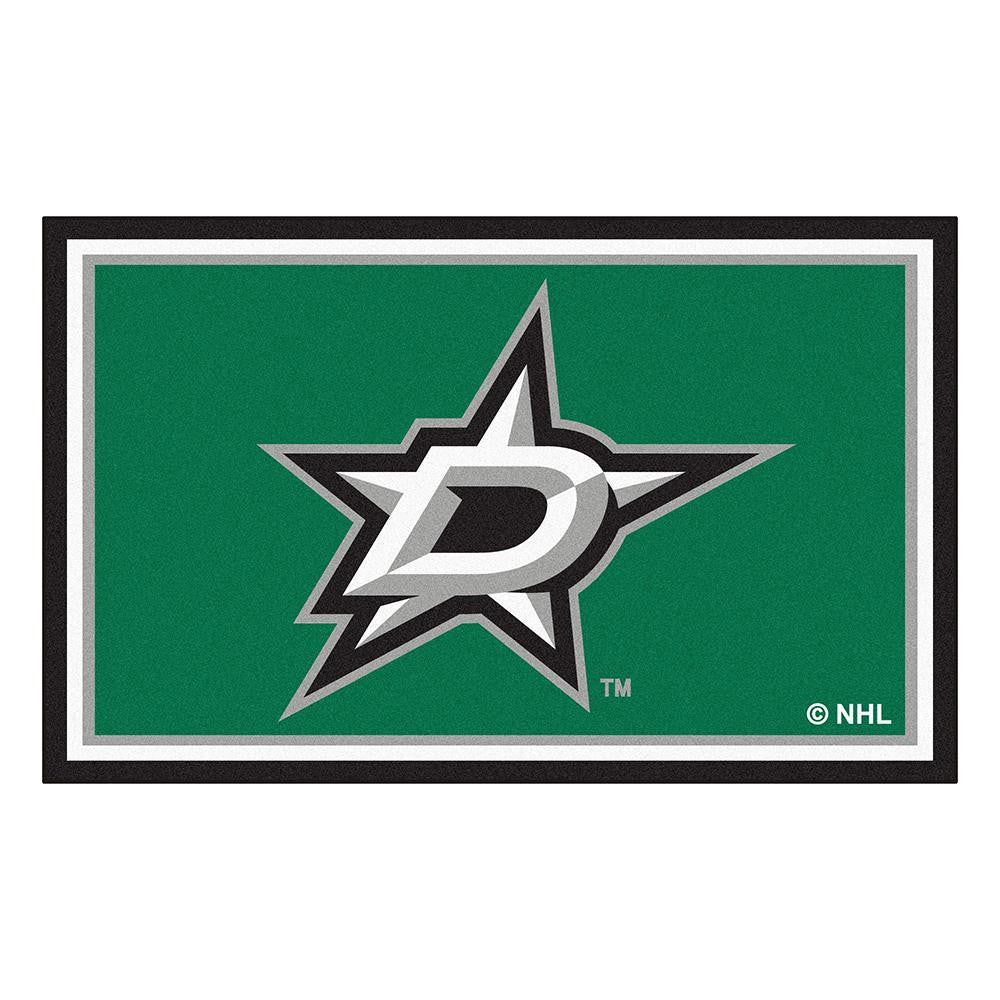 Dallas Stars NHL 4x6 Rug (46x72)