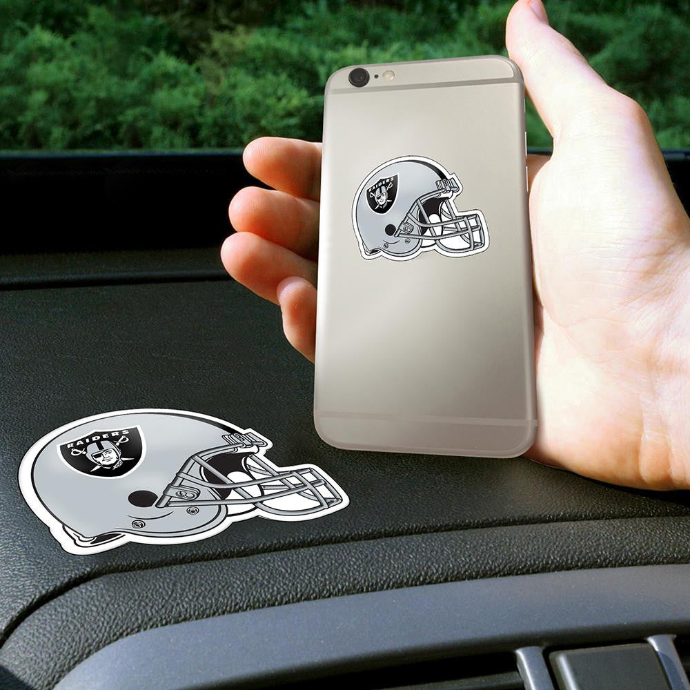 Oakland Raiders NFL Get a Grip Cell Phone Grip Accessory