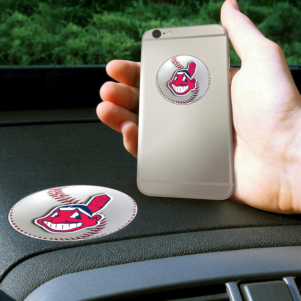 Cleveland Indians MLB Get a Grip Cell Phone Grip Accessory