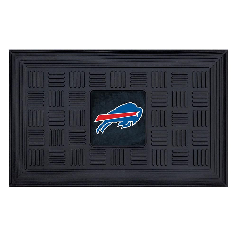 Buffalo Bills NFL Vinyl Doormat (19x30)