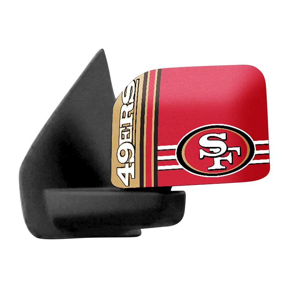 San Francisco 49ers NFL Mirror Cover (Large)