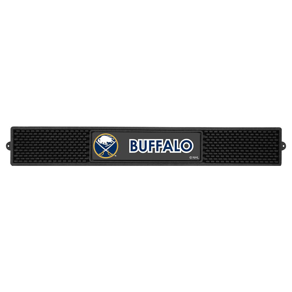 Buffalo Sabres NHL Drink Mat (3.25in x 24in)