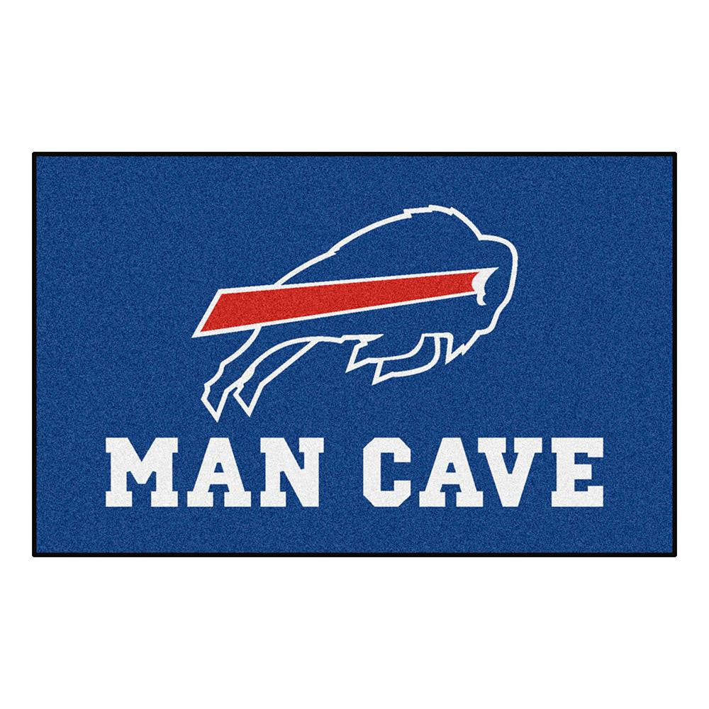 Buffalo Bills NFL Man Cave Ulti-Mat Floor Mat (60in x 96in)