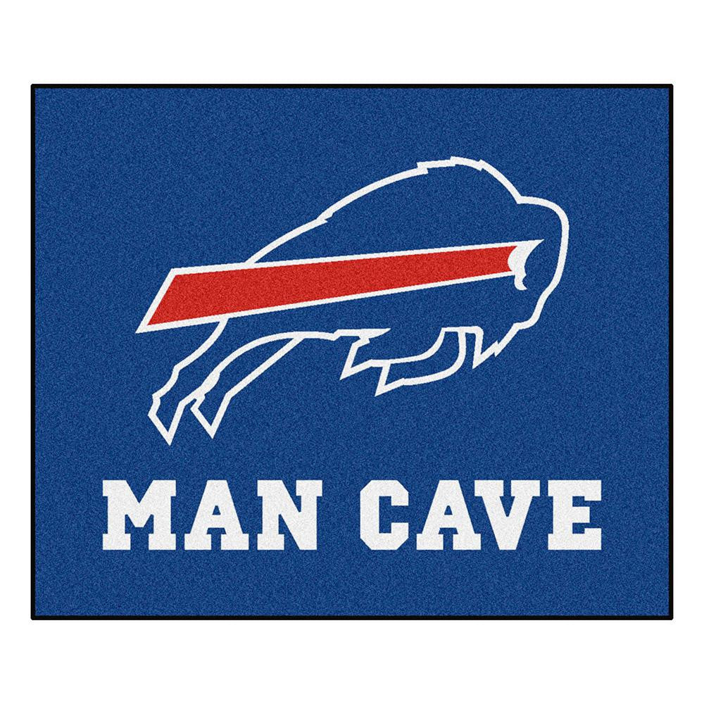 Buffalo Bills NFL Man Cave Tailgater Floor Mat (60in x 72in)