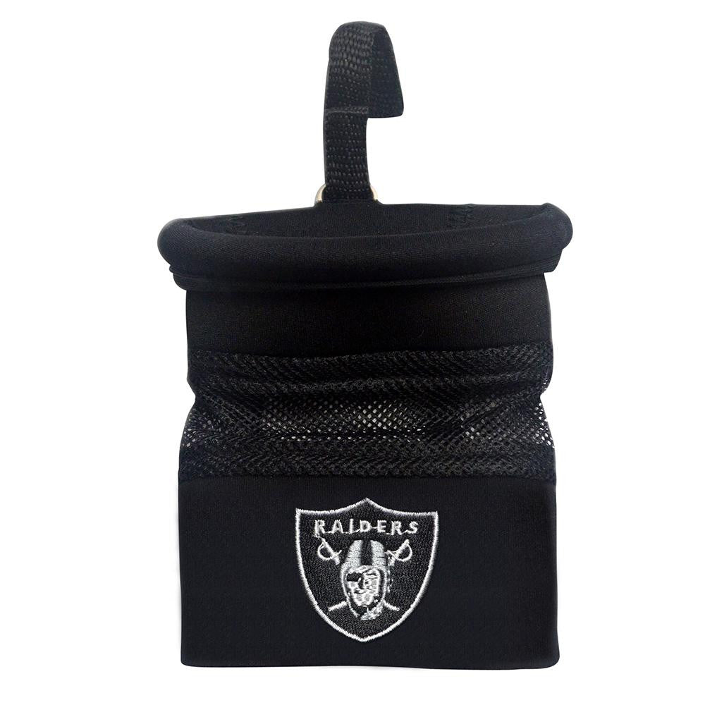 Oakland Raiders NFL Air Vent Car Pocket Organizer
