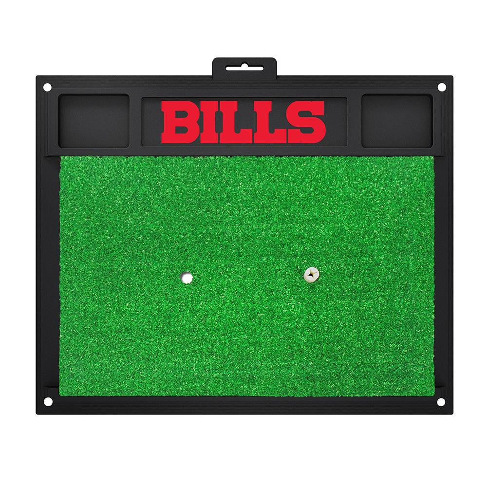 Buffalo Bills NFL Golf Hitting Mat (20in L x 17in W)