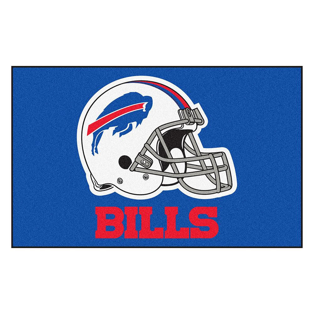 Buffalo Bills NFL Ulti-Mat Floor Mat (5x8')