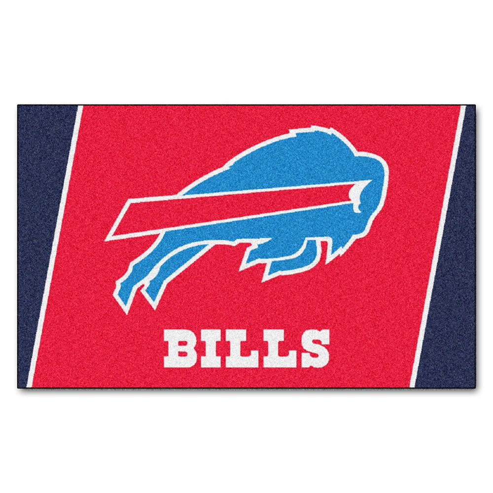 Buffalo Bills NFL Floor Rug (4'x6')