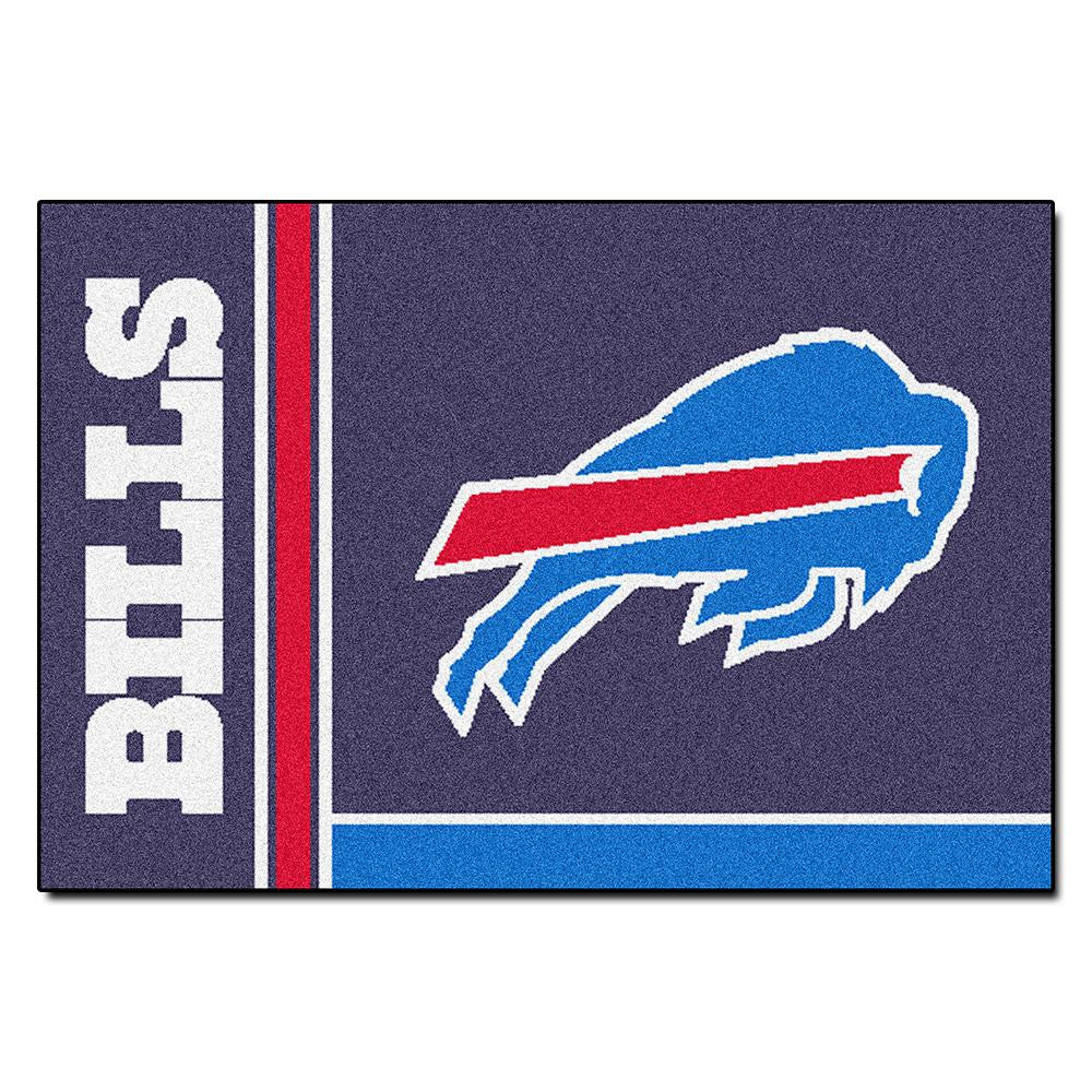 Buffalo Bills NFL Starter Uniform Inspired Floor Mat (20x30)