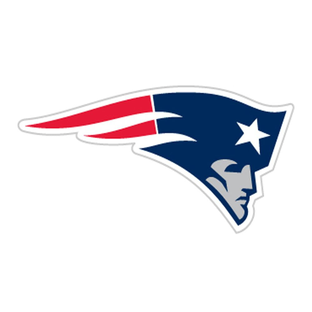 New England Patriots NFL 12 Inch Car Magnet
