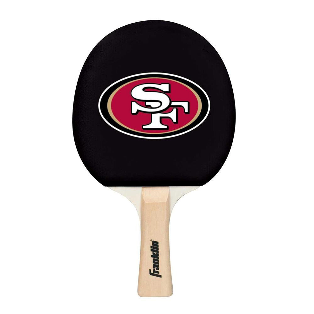 San Francisco 49ers NFL Table Tennis Paddle (1paddle) xyz