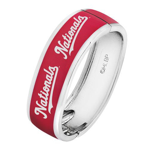 Washington Nationals MLB Bangle Bracelet