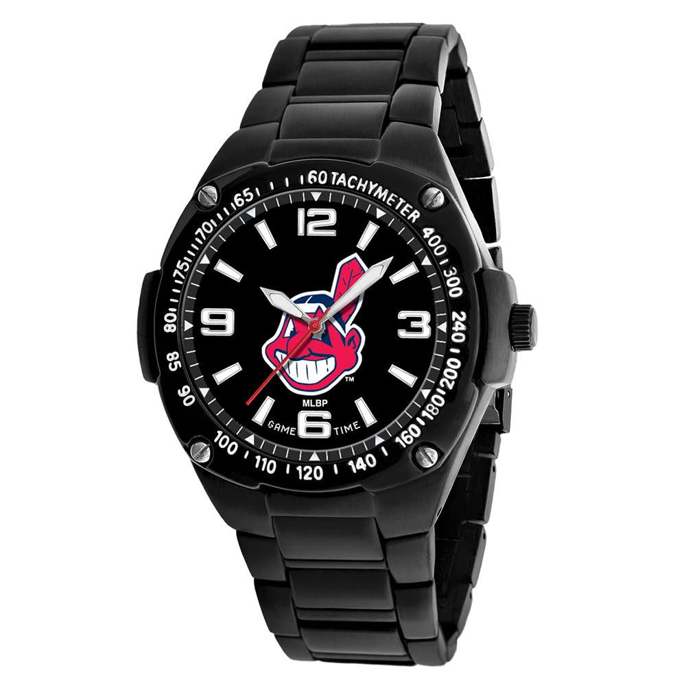 Cleveland Indians MLB Men's Gladiator Series Watch
