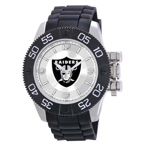 Oakland Raiders NFL Beast Series Watch