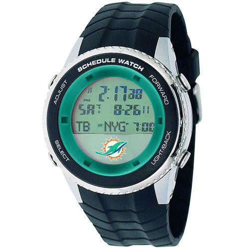 Miami Dolphins NFL Men's Schedule Watch