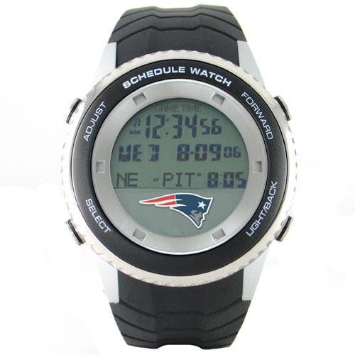New England Patriots NFL Men's Schedule Watch xyz
