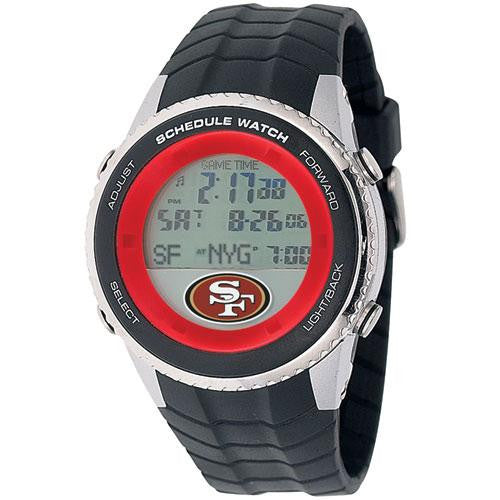 San Francisco 49ers NFL Mens Schedule Watch