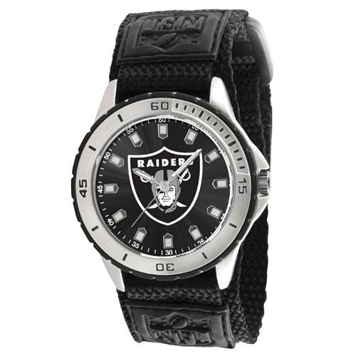 Oakland Raiders NFL Mens Veteran Series Watch