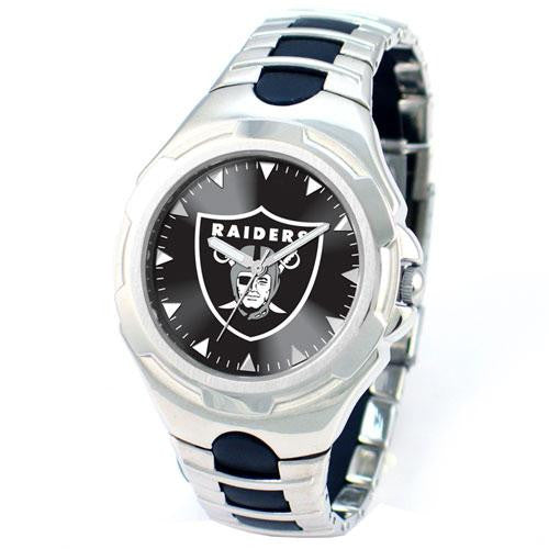 Oakland Raiders NFL Mens Victory Series Watch